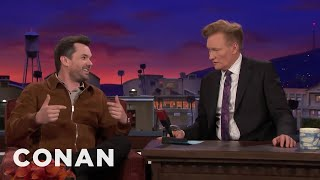 The Horrifying Reason Why Jim Jefferies Cancelled His CONAN Appearance  - CONAN on TBS