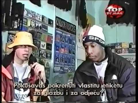 O.C. & Big L In Croatia (1997.) Pt.2