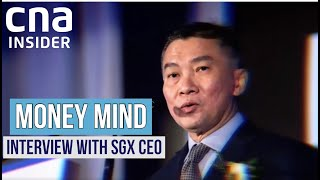 Interview With CEO Of The Singapore Exchange | Money Mind | Singapore Exchange
