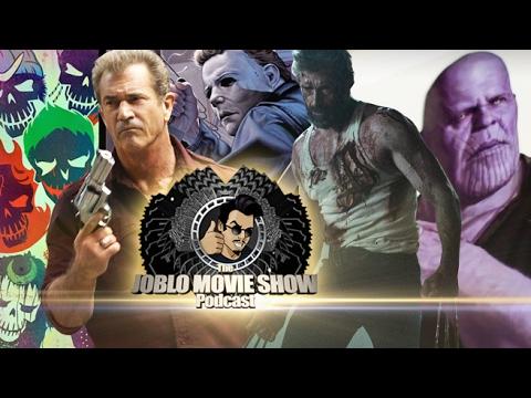 JoBlo Movie Show Podcast: DCEU directors, Logan's dark tone, Infinity War & more