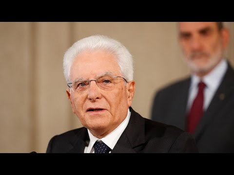 France 24:Italy needs more time to form a new government, says president