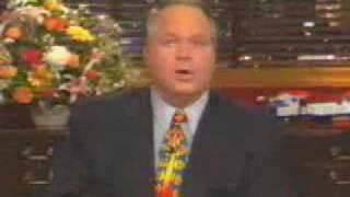 Rush Limbaugh TV- Olestra Bigots Warn of Toilet Gap