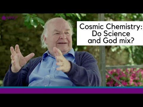 Prof John Lennox | Cosmic Chemistry: Do Science and God mix?