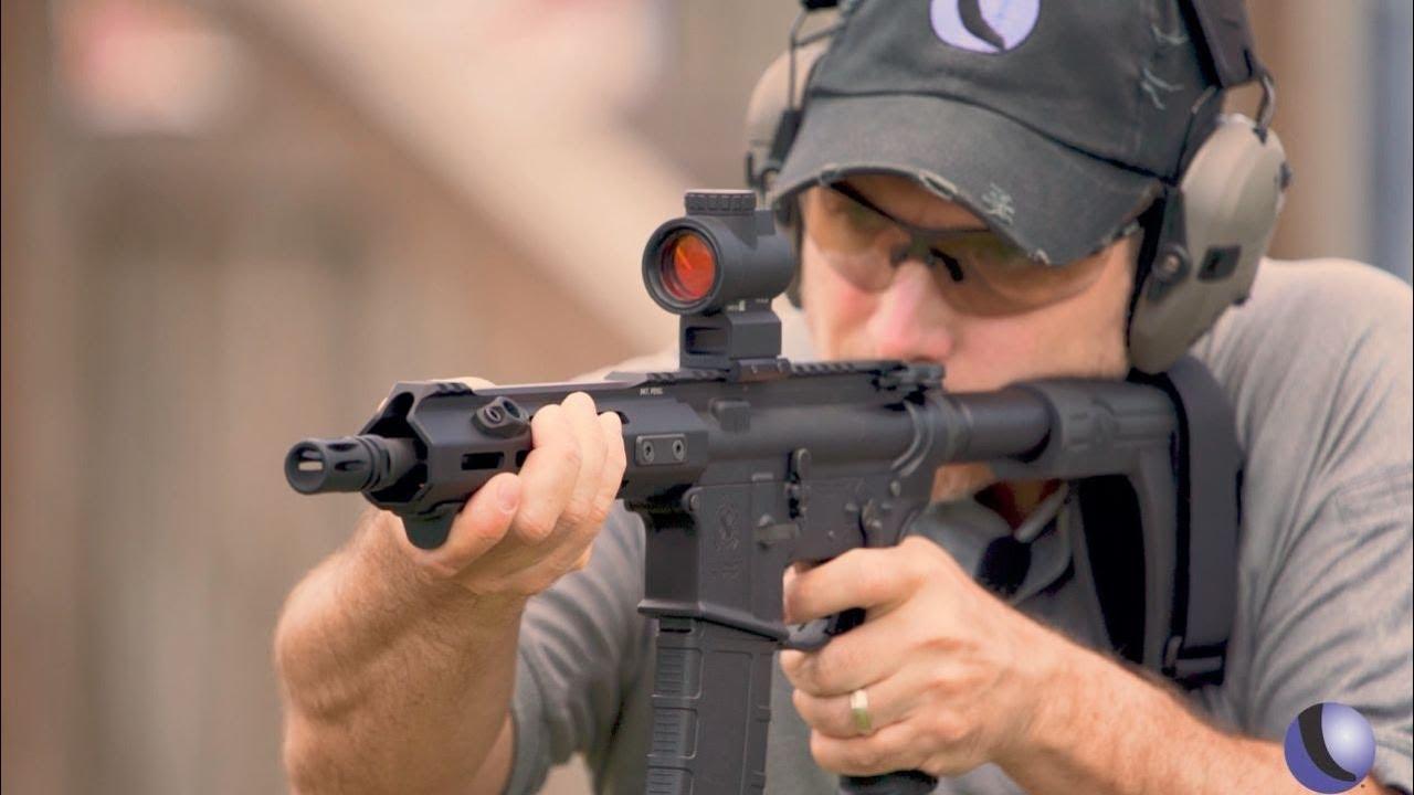 Home Defense Ready - Springfield Armory's  300 BLK SAINT Pistol| Guns &  Gear S10