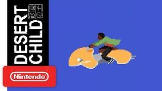 Desert Child - Launch Trailer - Nintendo Switch
