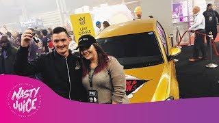 Nasty Juice X The Vaper Expo UK 2017