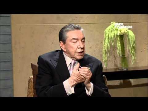 Conversando con Cristina Pacheco - Marco Antonio Muñiz (22/06/2012)