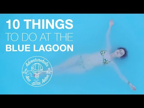 10 THINGS to do at the BLUE LAGOON | Iceland Road Trip | Adventureholix | S1:E10