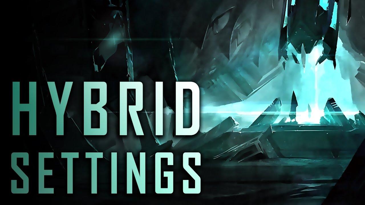Hybrid settings 2 0