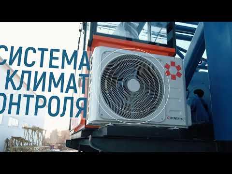 Гусеничный кран РДК-1000М, грузоподъемность 100 тн, 2020г/в.