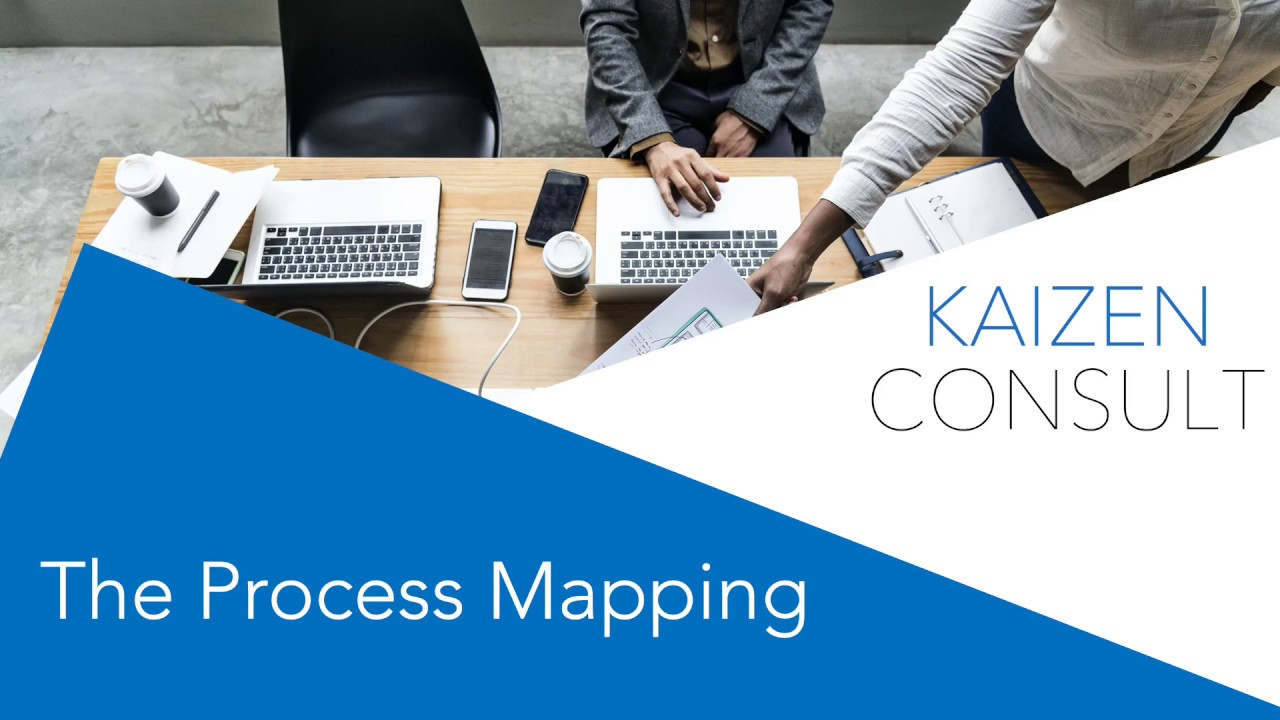 Kaizen Consult - The process mapping