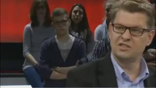 Knallhart: Deutscher SPD-Politiker Ralf Stegner wird im TV vorgeführt!  #spd #deutschland #eu