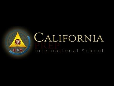 My school tour - California Prep International School