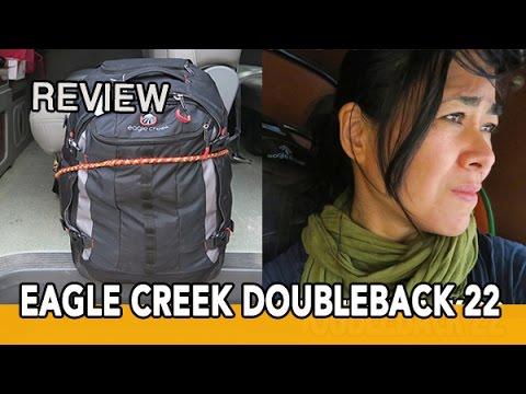CHOOSING A CONVERTIBLE BACKPACK   EAGLE CREEK DOUBLEBACK22 REVIEW