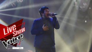 เอก - เจ็บจนพอ - Live Show - The Voice Thailand 2019 - 16 Dec 2019