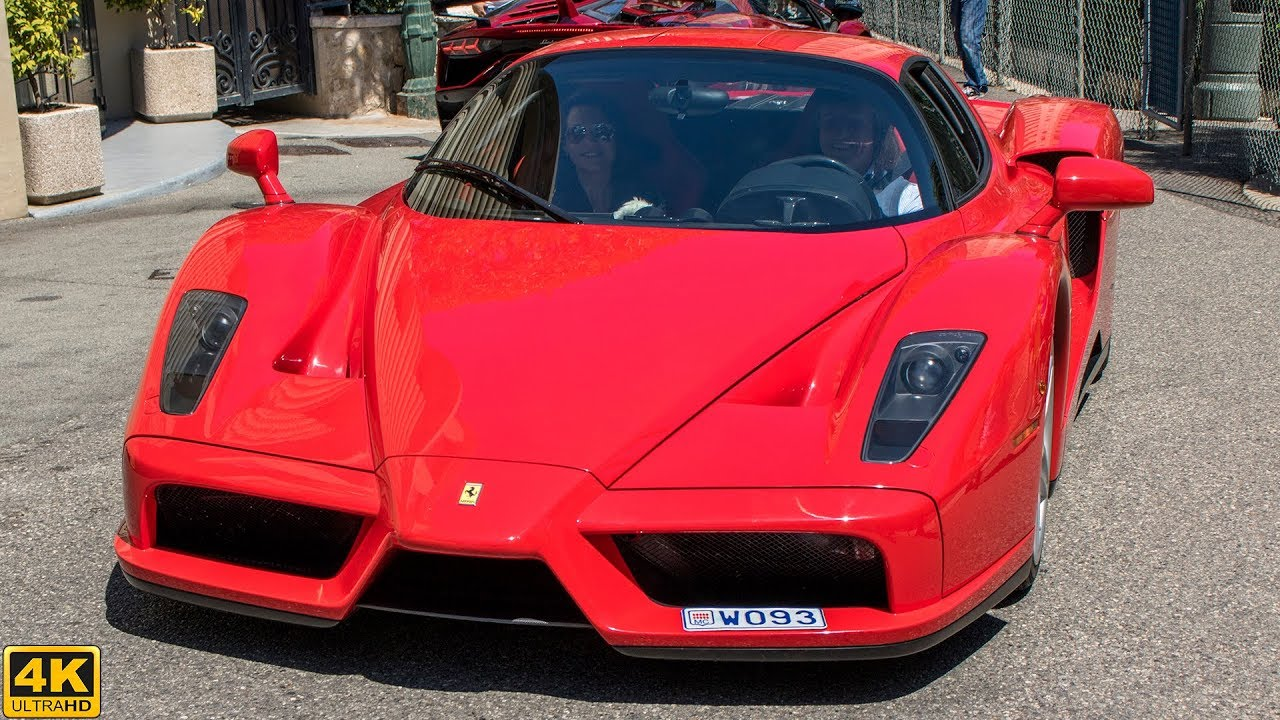 Ferrari Enzo Overview Driving And Sound 2020 4k Youtube