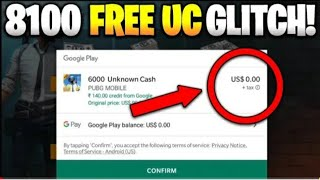 How to Get 8100 In PUBG | How to Get Free UC Cash In PUBG| In Hindi