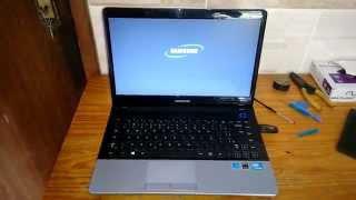 Tutorial  Samsung NP300E4C Reniciando sozinho , antes do BOOT (Resolvido com Windows 8 / 10)