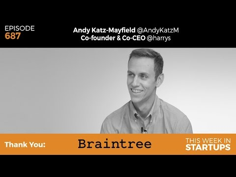 E687: Harry's Andy Katz-Mayfield: eCommerce, customer acq, vertical integration & D2C marketing