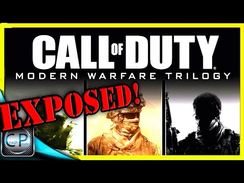 "Call of Duty ""Modern Warfare Trilogy"" and COD4 Remastered only sold with Infinite Warfare"