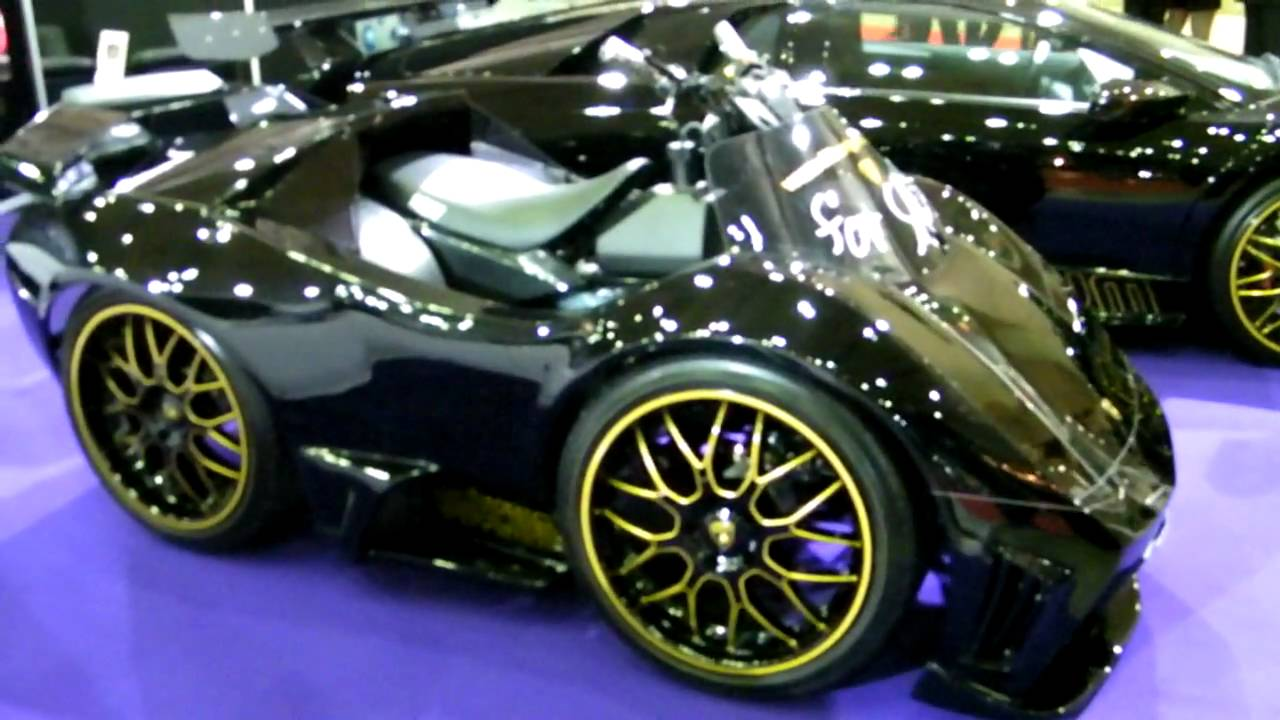 Lamborghini Quad By Liberty Walk Youtube