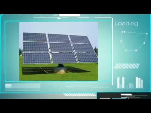 Solar trackers by www.Solar-motors.com