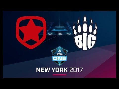 ESL One Belo Horizonte Gambit vs. BIG (HD)