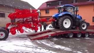nowy nabytek kompaktor opall agri 6m uprawa