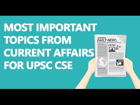 UPSC Civil Services Exam: 15 Most Important Topics from Current Affairs on Economy (2016-17) Part 1