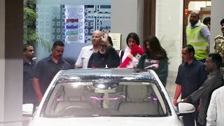 Amitabh bachchan returns from maldives | 75th birthday celebration