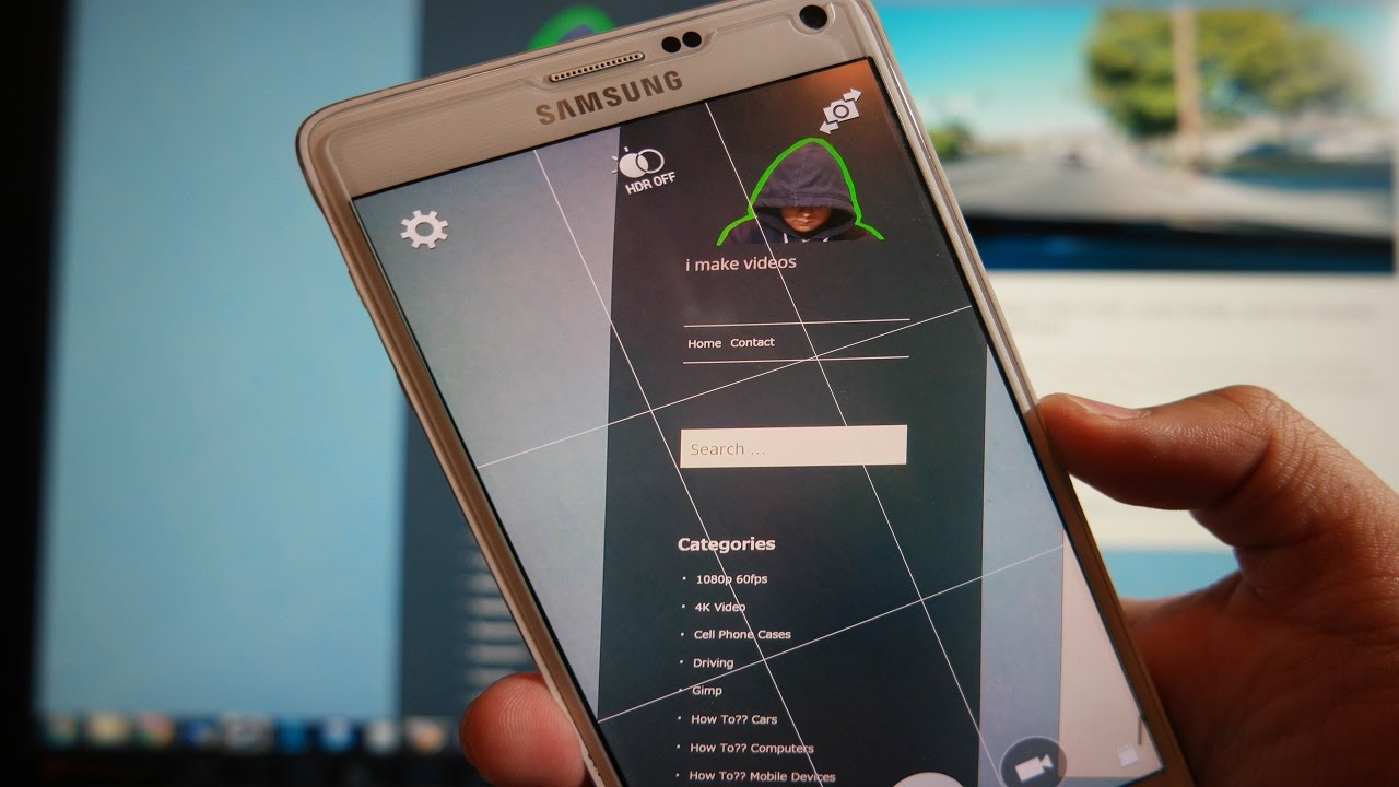 Note 4 Camera Mod Hack Install (Samsung Galaxy Note 4 SM-910T)