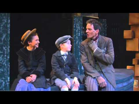Cast interviews from Theatre Calgary's production of Disney's and Cameron Mackintosh's MARY POPPINS