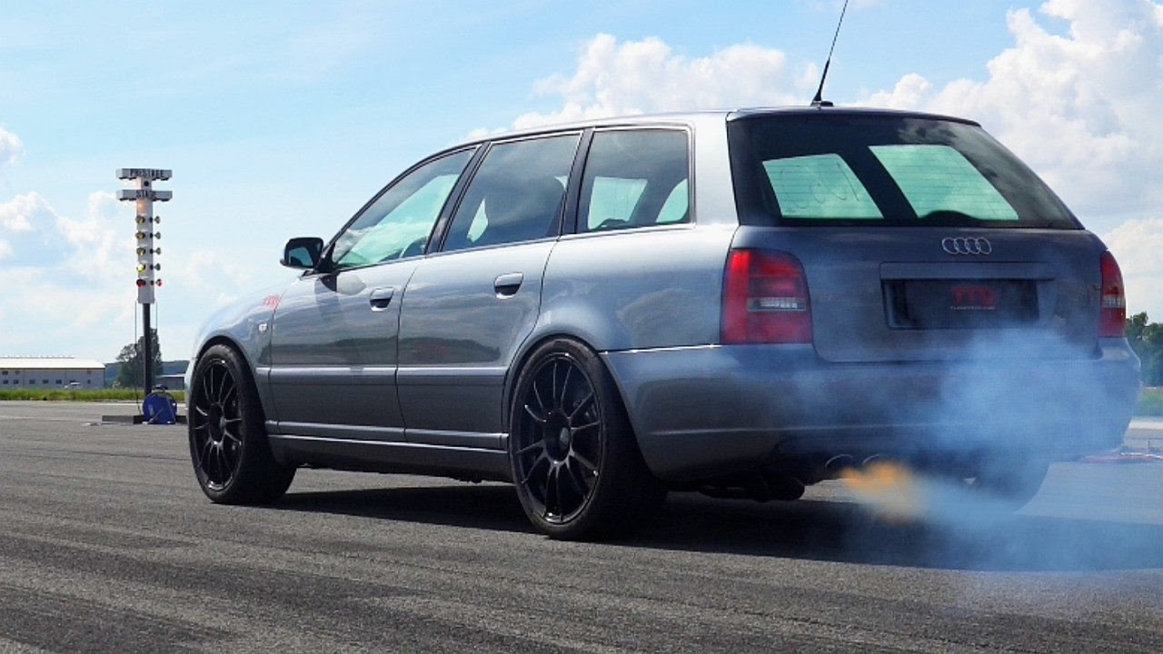 Audi S4 B5 BiTurbo 1200 HP Extreme Acceleration  Sound  YouTube