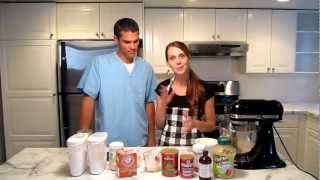 Gluten Free Baking Powder Biscuits