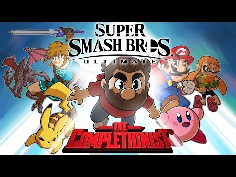 Super Smash Bros Ultimate | The Completionist thumbnail