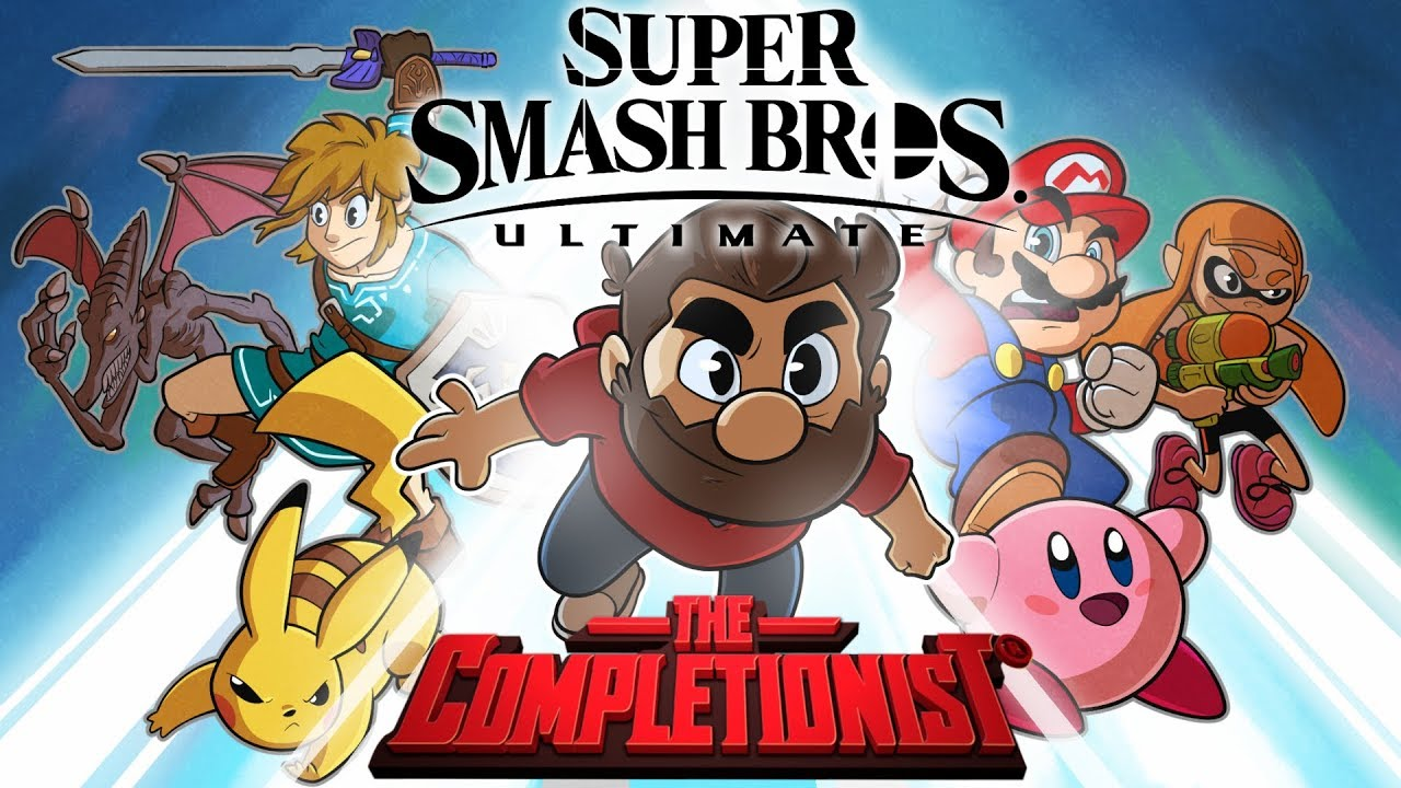 Super Smash Bros Ultimate | The Completionist