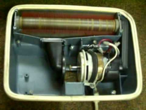 [DIAGRAM_5LK]  Oreck XL9100 Vacuum Motor Running - YouTube | Oreck Motor Wiring Diagram |  | YouTube