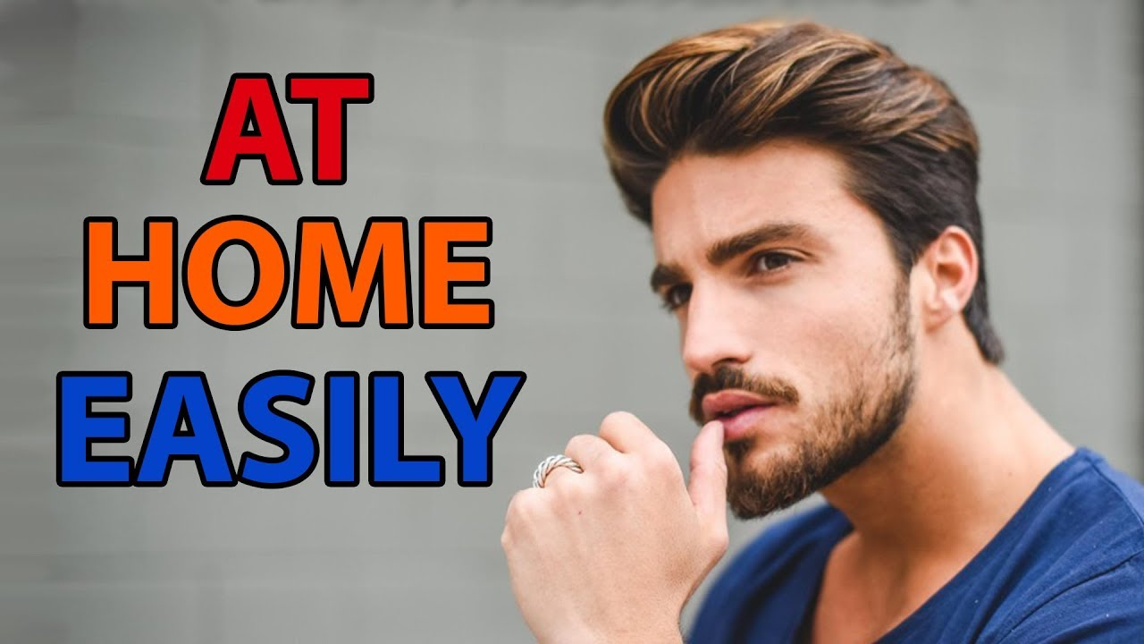 Best way to highlight men hair at home hairstyling mens best way to highlight men hair at home hairstyling mens hairstyle tutorial 2017 pmusecretfo Choice Image