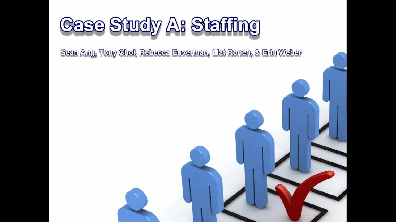 Case Study: Improving Recruitment Processes Part 1 of 2 ...