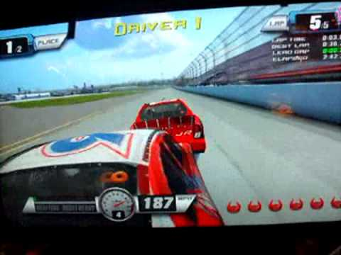 Nascar Racing  (Arcade)