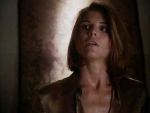 Lori Loughlin,Brown Silk Blouse (Full Clip).wmv