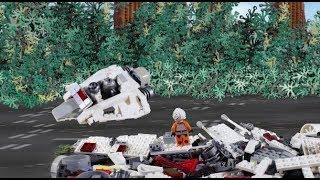 X-Wing Starfighter - LEGO STAR WARS - 75218 Inboxing