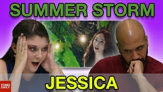 """Jessica """"Summer Storm"""" • Fomo Daily Reacts"""
