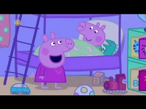Peppa Pig Bedtime Stories Baby Bear And The Dragon S