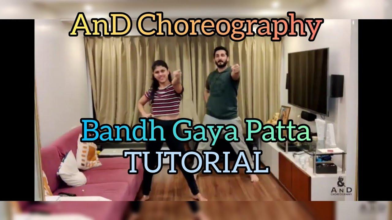 Bandh gaya pata- AnD Choreography II Tutorial Video