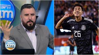 Álvaro cargó contra Antuna de las Chivas: 'Yo soy del City, aunque allá ni me conozcan' | ESPN AM