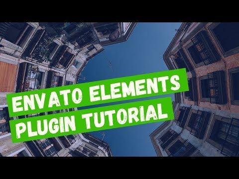 ⭐ Envato Elements Plugin Tutorial for Wordpress thumbnail