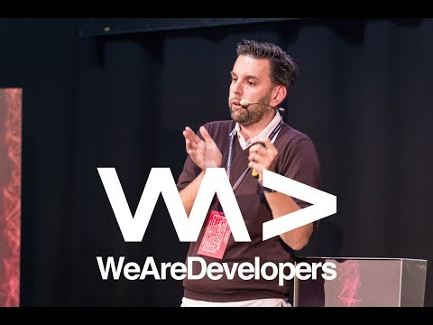 The Future of Enterprise Software - Alois Reitbauer @ WeAreDevelopers Conference 2017