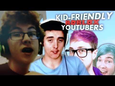Download Youtube: Kid-Friendly ROBLOX YouTubers In A Nutshell...