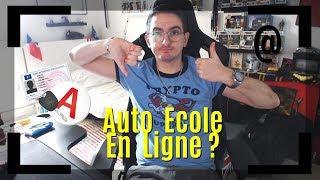 Mon Expérience Auto Ecole en ligne avec AUTO-ECOLE.NET
